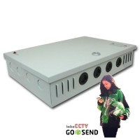 Power Supply Central Box CCTV 20A-12V