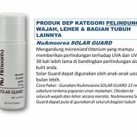 Solar Guard Nu Amoorea Pelindung Kulit Wajah 100% Original
