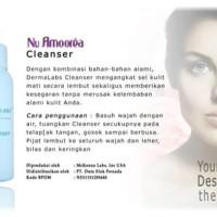 Cleanser Nu Amoorea Pembersih kulit wajah 100% Original