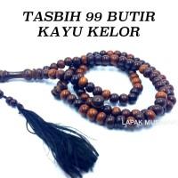 TASBIH KAYU 99 BUTIR ASLI GALIH KELOR