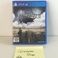 Kaset Final Fantasy XV ps4 Second / Final Fantasy 15