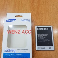 Baterai Batre Samsung Galaxy Note 2 N7100 Original