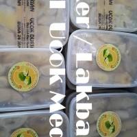 Durian Kupas Ucok Medan 100% ASLI