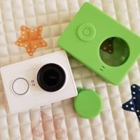 Xiaomi xiao mi yi mi yimi action camera cam bonus casing case