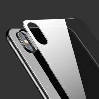 High Quality Back Tempered Glass Anti Gores Belakang iPhone XR XS Max