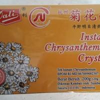 Dali Fragrant Chrysanthemum Tea (Teh Bunga Kembang Krisan) isi 10