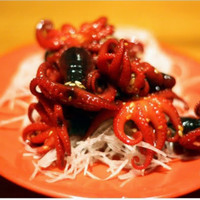 Chuka Idako / Seasoned Baby Octopus 200 gr - Import