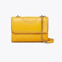 Fleming Convertible Shoulder Bag Size 21 - Kuning