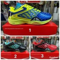 New Sepatu Badminton Anak HiQua GrandPrix Junior Jr ol