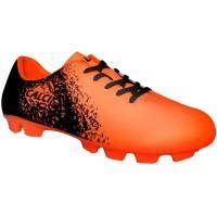 Calci Sepatu Bola Soccer Anak Empire SC JR - Orange Black