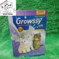 Susu Growssy - Susu Kucing - Growssy Susu Anak Kucing Kitten 1box