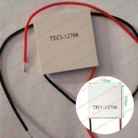 Thermo Electric Cooler 9V~15V 6A Peltier CPU Cooling Modul Pendingin