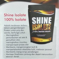 Susu Pelangsing Pembakar Lemak Diet Shine Whey Protein Isolate
