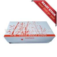 PAPER LUNCH BOX, BOX MAKANAN, KOTAK MAKANAN, LUNCH BOX MEDIUM
