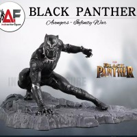Action figure Marvel black panther Avengers infinity war wakanda