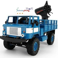 WPL B-24 1:16 2.4GHz Off-road RC Military Truck - RTR