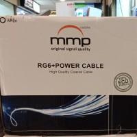kabel CCTV coaxial RG 6 + Power MMP