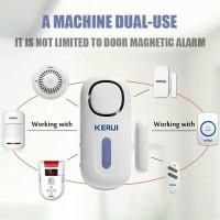 Alarm Pintu dan Jendela Anti Maling dengan Remote 1 Sensor Gerak Mini