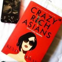 Novel Crazy Rich Asians (Kaya Tujuh Turunan) Kevin Kwan