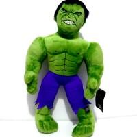 Boneka Hulk Original Marvel Avengers 2 Plush Doll