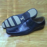 Thamcitstyle sepatu pantopel LV fantopel sepatu kantor