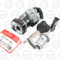 (Beat Street / Sporty Eco FI eSP) Honda ORI Key Set / Kunci Kontak