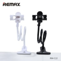 Remax Lazypod Lazy Stand Neck Pod HP Phone Holder Clip Tongsis RM-C22