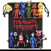 Freddy action figure mainan anak freddy 1 set
