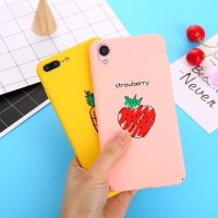 Oppo F1 F1f A35 Baby Skin Soft Case Cover Casing Candy Cute Ultra Thin