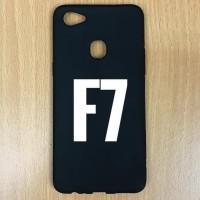 Case Matte Oppo F7 - Silm Matte Oppo F7