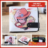 Dompet Anime One Piece Chibi Ace
