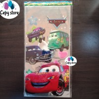 Plastik Snack Ulang Tahun / Plastik Kado / Souvenir Cars