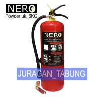NERO powder 6kg / apar murah / tabung pemadam api / alat pemadam api