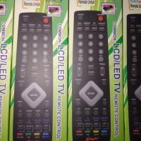 Remote TV Polytron LCD LED Universal Samurai RM-L1001+1 SM