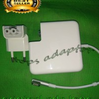 Adaptor Charger Apple MacBook Magsafe 1 for Mac Pro 60w/White ORIGINAL