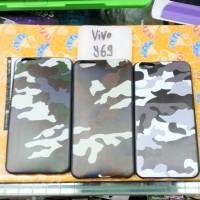 silikon karet soft case army VIVO Y69 Y 69 karet army murah meriah
