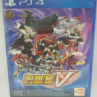 BD PS4 Super Robot Wars SRW V