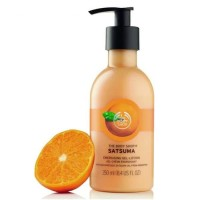 Terlaris THE BODY SHOP SATSUMA ENERGISING GEL-LOTION 250ML ORIGINAL