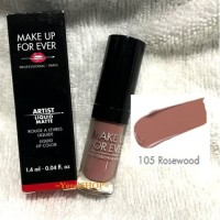 Terlaris MAKE UP FOR EVER MINI ARTIST LIQUID MATTE 14ML COLOUR105