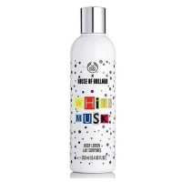Terlaris THE BODY SHOP WHITE MUSK BODY LOTION HOUSE OF HOLLAND
