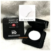 Terlaris MAKE UP FOR EVER MINI ULTRA HD MICROFINISHING PRESSED