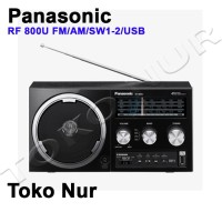 Radio Panasonic RF-800U Support MP3