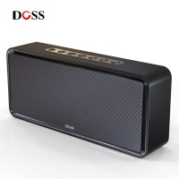DOSS SoundBox XL Bluetooth 4.0 Speakers Enhanced Bass 32w 10hr BLACK