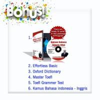 PAKET E-Compusoft English Training Level1+Level 2+EAP | Teguh Handoko