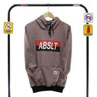 Jaket abslt / jaket hoodie absolute / sweater jumper no sleting