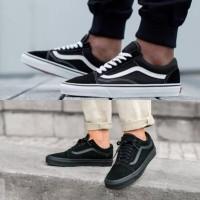 sepatu sneakers pria vans oldskool wafle DT local premium