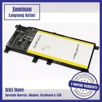 Baterai Laptop Original Asus A555 A555L A555LA X555L X555LA C21N1401