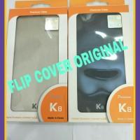 Flip Cover HP LG K8 Original 100%