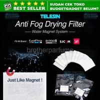 Best Seller Anti Fog Drying Filter Insert for Xiaomi Yi GoPro 12Pcs