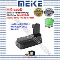 Vertical/Battery Grip Meike MK-550D BG-E8 for Canon 550D/600/650D/700D